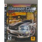 PS3: Midnight Club Los Angeles  (Z1)