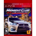 PS3: Midnight Club Los Angeles Complete Edition
