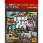 PS3: Grand Theft Auto: Episodes from Liberty City (Z1)