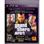 PS3: Grand Theft Auto IV Complete Edition