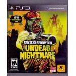 PS3: Red Dead Redemption Undead Nightmare