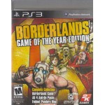 PS3: Borderlands Game Of The Year Edition (Z2)