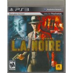 PS3: L.A. Noire Rockstar (Z1)