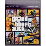 PS3: Grand Theft Auto 5 (GTA 5)