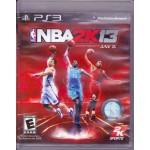 PS3: NBA 2K13