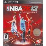 PS3: NBA 2K13 (Z1)
