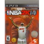 PS3: NBA 2K14 (Z1)