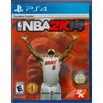 PS4: NBA 2K14