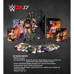 PS4: WWE 2K17 COLLECTOR'S EDITION (Z3)(EN)