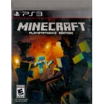 PS3: Minecraft PlayStation 3 Edition (ZALL)