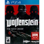 PS4: Wolfenstein The New Order (ZALL)