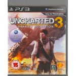 PS3: Uncharted 3 Drakes Deception (Z2)
