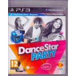 PS3: DanceStar Party