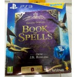 PS3: book of spells includes wonderbook (Z2)