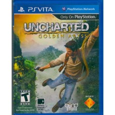 PSVITA: Uncharted Golden Abyss (z1)