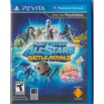 PSVITA: PlayStation All-Stars Battle Royale