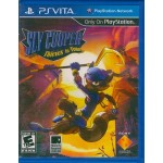 PSVITA: Sly Cooper Thieves in Time (Z1)