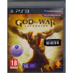 PS3:  God of War Ascension (Z2)