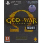 PS3: God of War Ascension Special Edition (Z2) กล่องเหล็ก