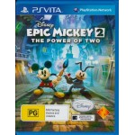 PSVITA: Epic Mickey 2 The Power of Two (Z4) Eng