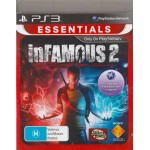 PS3: Infamous 2 Essential (Z4)