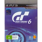 PS3: Gran Turismo 6 (Z4)