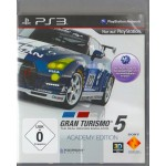 PS3: Gran Turismo 5 Academy Edition (Z2)