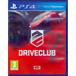 PS4: Driveclub