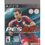 PS3: Pro Evolution Soccer 2015 (ZALL)