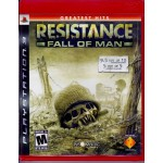PS3: Resistance Fall Of Man