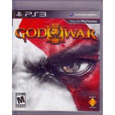 PS3: God of War  3