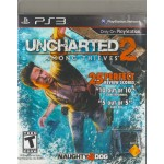 PS3: Uncharted 2 Among Thieves (Z1)