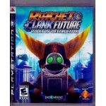 PS3: Ratchet & Clank Tools of Destruction