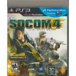 PS3: SOCOM 4