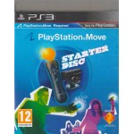PS3: Playstation move starter disc (Z2)