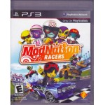 PS3: Mod Nation Racers