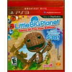 PS3: LittleBigPlanet Game Of The Year Edition