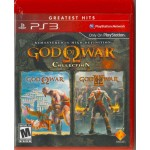 PS3: God of War Collection (Z1)
