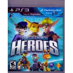PS3: Playstation Move Heroes