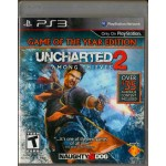 PS3: Uncharted 2 Among Thieves Game Of The Year Edition