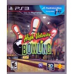 PS3: High Velocity Bowling