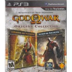 PS3: God of War Origins Collection (Z1)