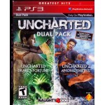 PS3: Uncharted Dual Pack. รวมภาค1-2