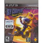 PS3: Sly Cooper Thieves in Time (Z1)