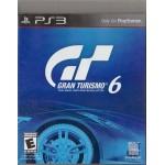 PS3: Gran Turismo 6 (Z1)