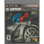 PS3: Gran Turismo 5 XL Edition