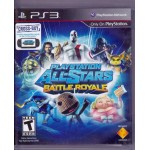 PS3: Playstation All-Stars Battle