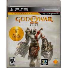 PS3: God of War Saga 1-2-3