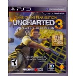 PS3: Uncharted 3 Game of the Year Edition