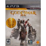PS3: God Of War Saga Collection (Z1)